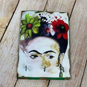 Unique Frida Kahlo Key Holder